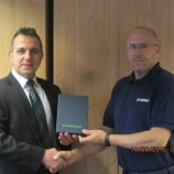 Fullflow Employee Wins Vinci Construction Safety Award